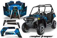 AMR Racing Graphics Decal Kit 2011 Polaris RZR RZR800 800S Accessories ZOMBIE BL