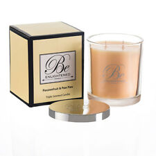 New candle Passionfruit & Paw Paw Triple Scented Candle 400g by Be Enlightened