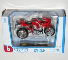 Burago - DUCATI MH900E - Motorcycle Model Scale 1:18