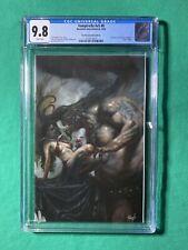 Vampirella 8 Parrillo C2E2 Virgin Variant CGC 9.8 2116219010