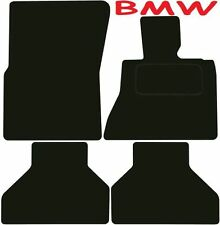 Tailored Deluxe Quality Car Mats Bmw X5 e70 2006-2013 ** Black **