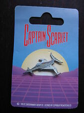 PIN BROCHE CAPTAIN SCARLETT ANGEL AIRCRAFT 1993 GERRY ANDERSON