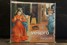 C. Monteverdi - Vespro / Jacobs      2 CDs