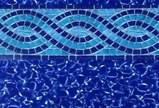 18' ROUND GLI - WILLOW CREEK - AG BEADED Pool Liner