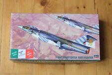 hasegawa 1/48 F-104 G STARFIGHTER NATO FIGHTERS. ANNO 2000 SIGILLATO COME NUOVO