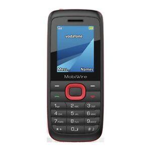 Vodafone Mobiwire Ayasha Mobile Pay As You Talk UK Stock +£10 Credit BNIB