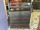 Antique Stacking Storage Chest Chinese Old Gift Carrier