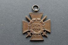 Orden Hindenburg Frontkämpfer Ehrenkreuz 1914-1918 WWI mit Hersteller 0.9