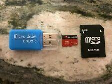 Huawei Micro SD Card 512gb / phones / PC / TV Box / Memory Card