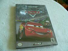 Brand New Sealed Cars by Disney PIXAR (Nintendo GameCube, 2006, Game Cube)