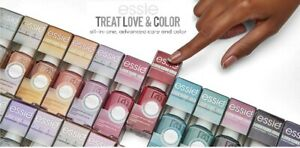 Essie TLC Treat Love & Color - Nail Polish Lacquer & Strengthener *Pick Any*