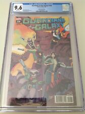 Guardians of the Galaxy #150 1:25 Aaron Kuder Variant CGC 9.6 (NM+)
