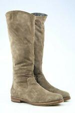Donna Carolina Damen Lederstiefel / Winterstiefel / Boots Größe. 40