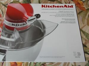 Kitchen Aid Pouring Shield Attachment for Stand Mixer USA MADE KN1PS New in Box