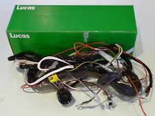 TRIUMPH T90 T100 T120 1967 GENUINE LUCAS WIRING HARNESS LOOM FOR 88SA SWITCH