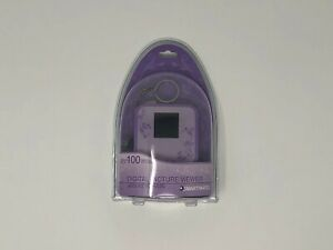 Smartparts (SP15PCP) 100 Photo Digital Picture Viewer With Key Chain New Violet