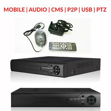 16CH Channel DVR CCTV support AHD TVI IP AHD Analogue 1080P OUTPUT VGA HDMI BNC