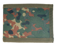 Mil-Tec BW Ausweishülle Kreditkartenetui Bundeswehr Ausweismappe 14x10cm