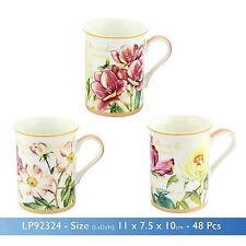 flower garden mug one supplied