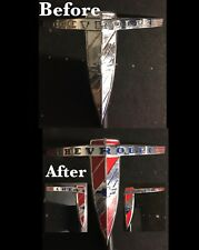 1939 chevy grille emblem grille badge Decals Only