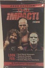 2009 TNA Wrestling Impact Trading Card Pack By:  Tristar