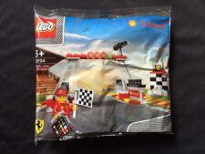 Lego 40194 Finish Line & Podium Shell V-Power Ferrari Collection 2014 NEW