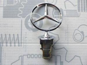 Original Mercedes Stern Emblem für W201 190E 2018800086 FRIEFI 1. Serie NEU!