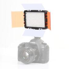 160 LED Photo Studio Video Light DSLR Camera Lamp Lighting Dimmable 3200K 5600K