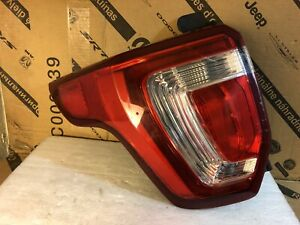 2016 2017 2018 2019 Ford Explorer LED Tail Light LH