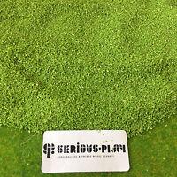 S-P Spring Meadow Scatter - Fine Flock Wargame Scenery Model Green Grass Base