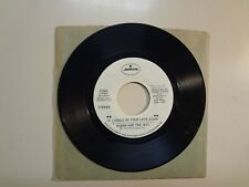 """RUBEN AND THE JETS:(w/Frank Zappa)If I Could Be Your Love Again-U.S.7"""" MercuryDJ"""