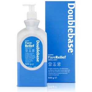 Base Double Diomed Flare Relief Emollient - 500g - Anti Inflammatory