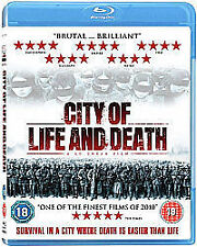 City Of Life And Death (Blu-ray, 2010)