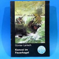 Tatsachen 271 | Konvoi im Feuerhagel | Günter Larisch DDR 1984 B