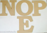 8 cm MDF letters-Perfect for toy box-kids-home decoration-names-Hand made-BAUHAS