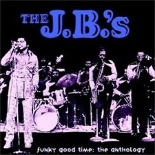 Funky Good Time: the Anthology by J.B.'s (The) (2 CD Set, Polydor)