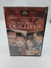 The Best Years of Our Lives (Dvd, 2000) Factory Sealed Myrna Loy Mgm Oscar Oop