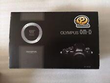 Olympus OM-D E-M10 16.1MP Fotocamera Reflex Digitale-Nero (Solo Corpo)