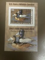 #RW74B 2007 - US Federal Duck Stamp - Mint OG NH