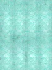 Fabric #2224, Sky Blue Dit-Dot Jason Yenter ITB Sold by 1/2 Yard