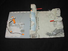 Star Wars Micro Machines Action Fleet ICE PLANET HOTH REBEL FORTRESS