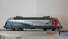 ROCO 78499 (Märklin) E-Lok.: DIG PluX22 Polizei BR 101 DB AG Ep.6. Neu
