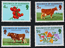 Timbres GUERNESEY - Stamp GUERNSEY - Yvert et Tellier n°26 à 29 n** (cyn2)
