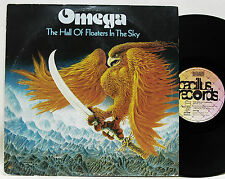 Omega         The hall of floaters in the sky        Bellaphone 1975     NM # 2