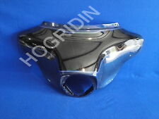 1993-2013 Heavy Duty Front Batwing Fairing Support Brackets Harley Touring flhx