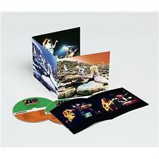 LED ZEPPELIN HOUSES OF THE HOLY REMASTERED 2014 Deluxe Edition 2 CD DIGIPAK NEW