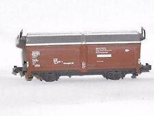 (100/17)Güterwagen geschlossen.,2achs.d.DB Ep.3/4,Roco?,ohne.OVP,TOP Zustand