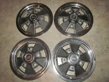 1965-72 CHEVROLET NOS MAG WHEEL COVERS