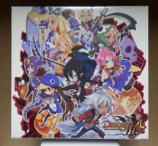 Playstation Vita Disgaea 4 A Promise Revisted Special Edition (factory sealed)