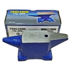 2kg Blue Toolzone Anvil Antvc040